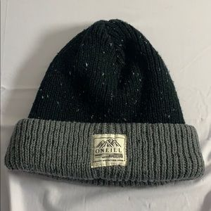 O'Neill Toque Black and Grey